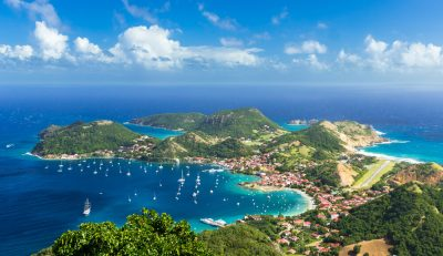 Partir en Guadeloupe de Roissy