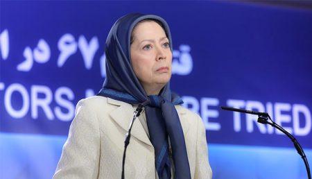 Maryam Radjavi et sa lutte contre la tyrannie religieuse iranienne