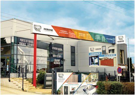 ROBANE : Une entreprise spécialisée dans l'installation de portes